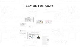 Copy of LEY DE FARADAY