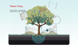 Copy of Unseen Poetry