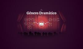 Copy of Género Dramático  8º