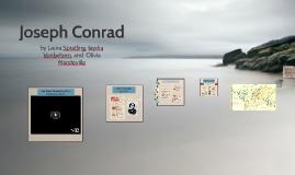 Copy of Joseph Conrad