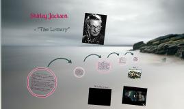 Copy of Shirley Jackson