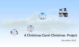 A Christmas Carol-Christmas  Project