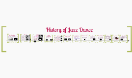 Copy of Copy of History of Jazz Dance
