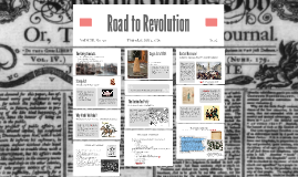Copy of Road to Revolution
