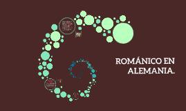 Copy of ROMÁNICO EN ALEMÁNIA.