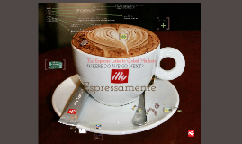 The Espresso Lane To Global Markets- RUTGERS MBA