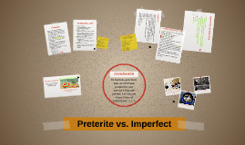 Copy of Preterite vs. Imperfect