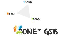 ONE GSB