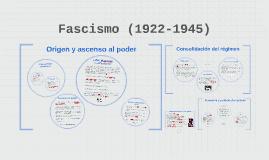 Fascismo (1922-1945)