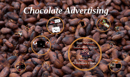 Chocolate Advertising