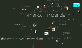 American Imperialism, 1880-1910