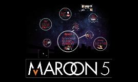 Maroon 5 es una banda de pop rock y pop2 estadounidense de L