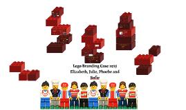 Lego branding case 2015