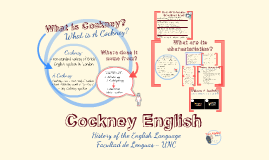 Cockney English (FL_UNC)
