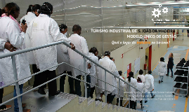 TURISMO INDUSTRIAL DE S. JOÃO DA MADEIRA. Qual o lugar da Indústria no Turismo