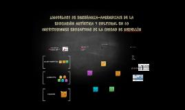 MODELOS DE ENSEÑANZA-APRENDIZAJE DE