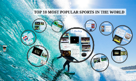 Copy of TOP 10 MOST POPULAR SPORTS IN THE WORLD