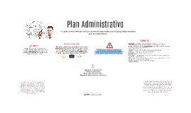 Plan Administrativo