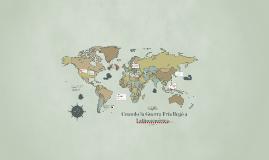 Copy of Cuando la guerra fria llego a latinoamerica
