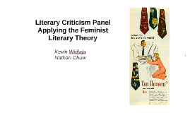Literary Criticism Panel
