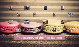 The Journey of the Red Balloon