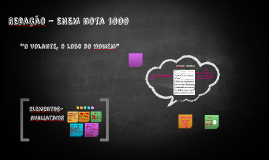 Copy of Redação - ENEM nota 1000