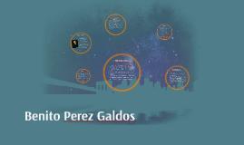 Copy of Benito Perez Galdos
