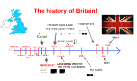 The history of Britain!