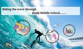 Aqua Team Riding the wave through Dodd........