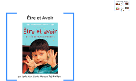 Copy of Être et Avoir