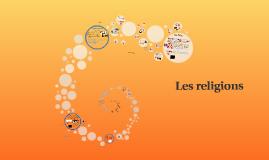 Les Religions (sec1)