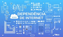 Copy of Dependência de Internet e sintomas comportamentais