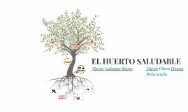 Copy of EL HUERTO SALUDABLE