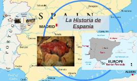 Copy of La Historia de Espana