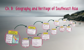 Ch. 11:  Geography and Heritage of Southeast Asia