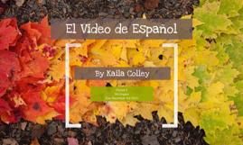 El Video de Español