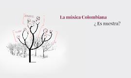 La música Colombiana
