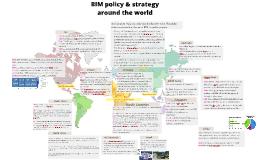 Copy of Worldwide BIM policy & strategy