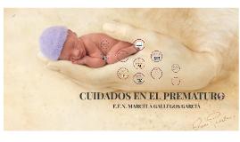 Cuidados en el prematuro