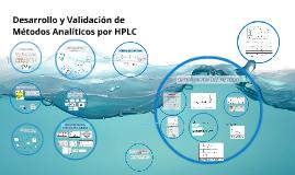 Copy of Desarrollo y Validación de Métodos Analíticos por HPLC