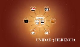 Unidad 3 Herencia