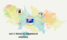 las 3 áreas de desarrollo personal