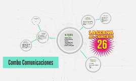 Combo Comunicaciones