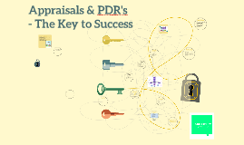 Generic PDR - The Key to Success
