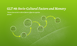 GLT #8: Socio-Cultural Factors and Memory