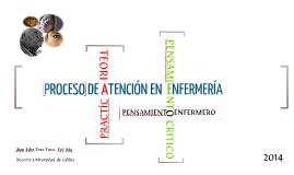 Copy of Pensamiento Enfermero