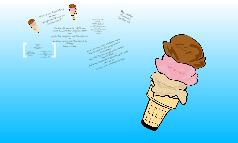 Ice Cream Reflection