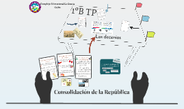 Consolidación de la República