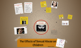 The Effects of Sexual Abuse on Children