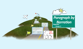 Paragraph by Narration
